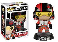 Фигурка Funko Pop Фанко Поп Star Wars Poe Dameron Звездные войны По Дэмерон 10 см  - 223027