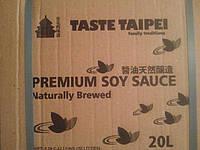 Соевый соус TaiPei 20L