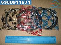 ⭐⭐⭐⭐⭐ Кольца поршневые комплект на 4 поршня/STD PREGIO(FP) (производство  PMC-ESSENCE)  HCIB-050S