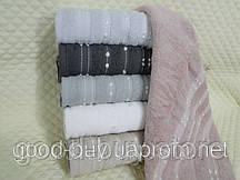 Комплект полотенец для лица Saheser cotton 50х90 Турция  pr-h18