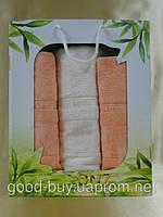Комплект полотенец DNZ garden бамбук - 2 лицо + баня Турция pr-c13