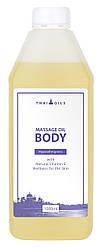 Професійне масажне масло «Body» 1000 ml