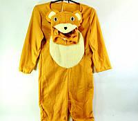 """Костюм детский карнавальный """"Медведь"""" комбинезон + шапка, набор из 2-х позиций, костюм мишки"""