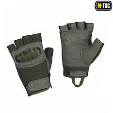 M-tac перчатки беспалые assault tactical mk.3 olive