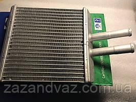 Радіатор отопітеля печі Ланос Lanos Сенс Sens SHIN KUM Корея алюмінієвий 96231949