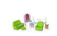 Домик 6981 - игровой набор для девочки кукольный домик, фото 2