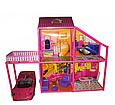 Домик 6981 - игровой набор для девочки кукольный домик, фото 4