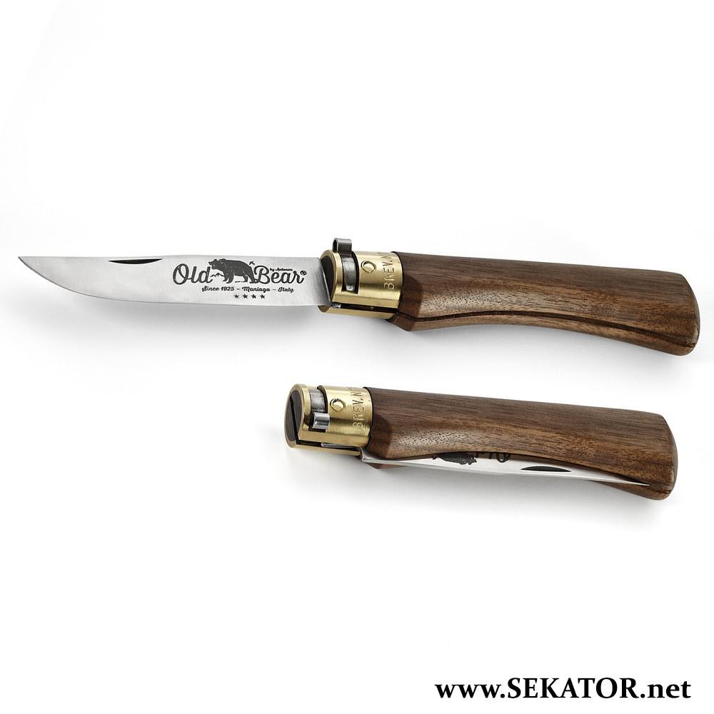 Ніж Old Bear ® Classical Walnut 9307/23LN (Італія)
