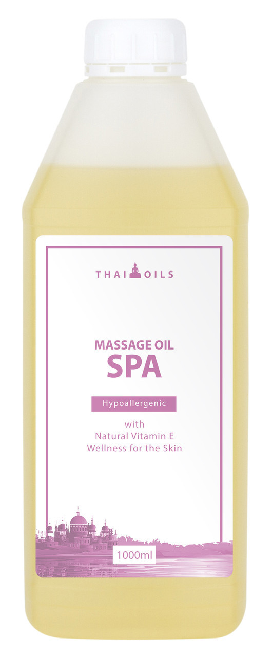 Професійне масажне масло «Spa» Розслабляюче 1000 ml