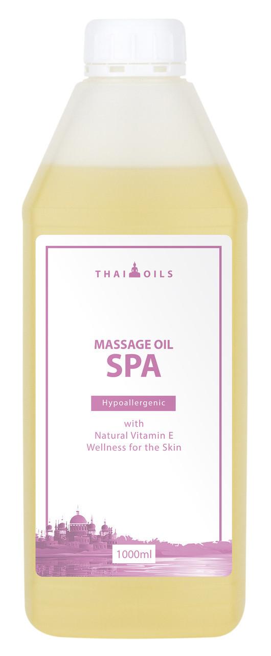 Профессиональное массажное масло «Spa» Расслабляющее 1000 ml