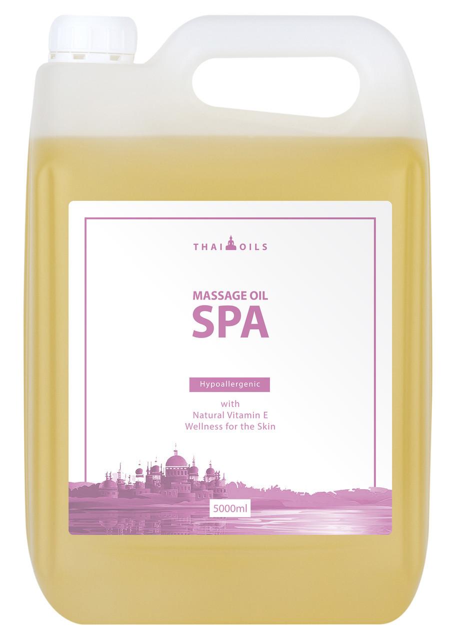 Професійне масажне масло «Spa» Розслабляюче 5000 ml