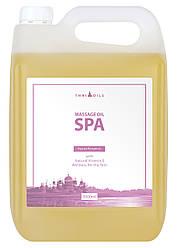 Професійне масажне масло «Spa» Розслаблююче 5000 ml