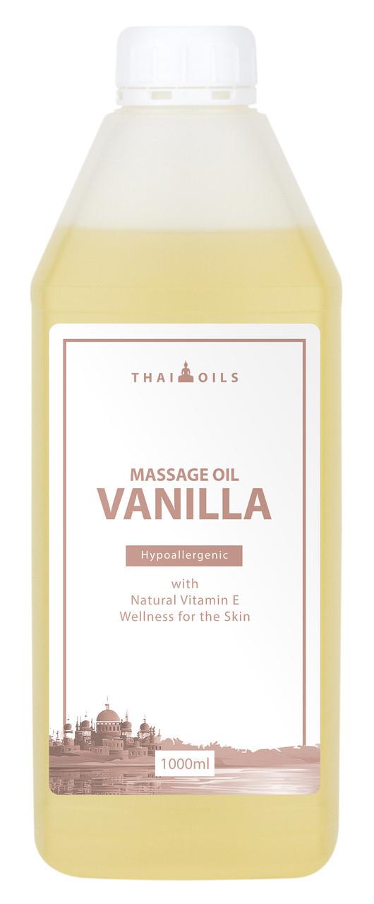 Професійне масажне масло «Vanilla» 1000 ml