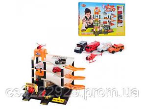 Гараж детский Joy Toy 0846