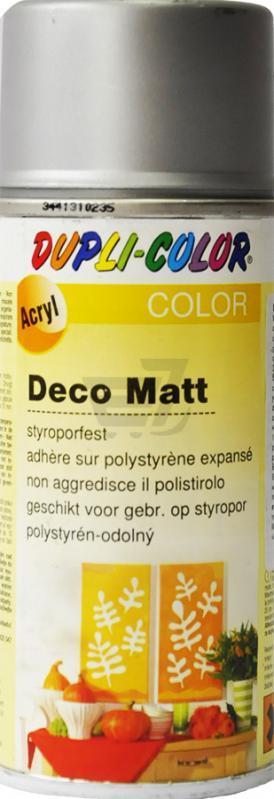 Краска с эффектом Dupli Color, 150 мл Аэрозоль Серебристый