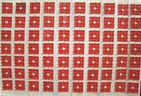 Аппликатор Кузнецова наклеенный 42см*80см на хлопковой основе (288шт), фото 1