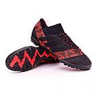 Детские сороконожки Adidas Nemeziz Tango 17.3 TF JR. Оригинал, фото 4