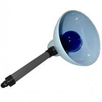 Ручная синяя лампа Kvartsiko