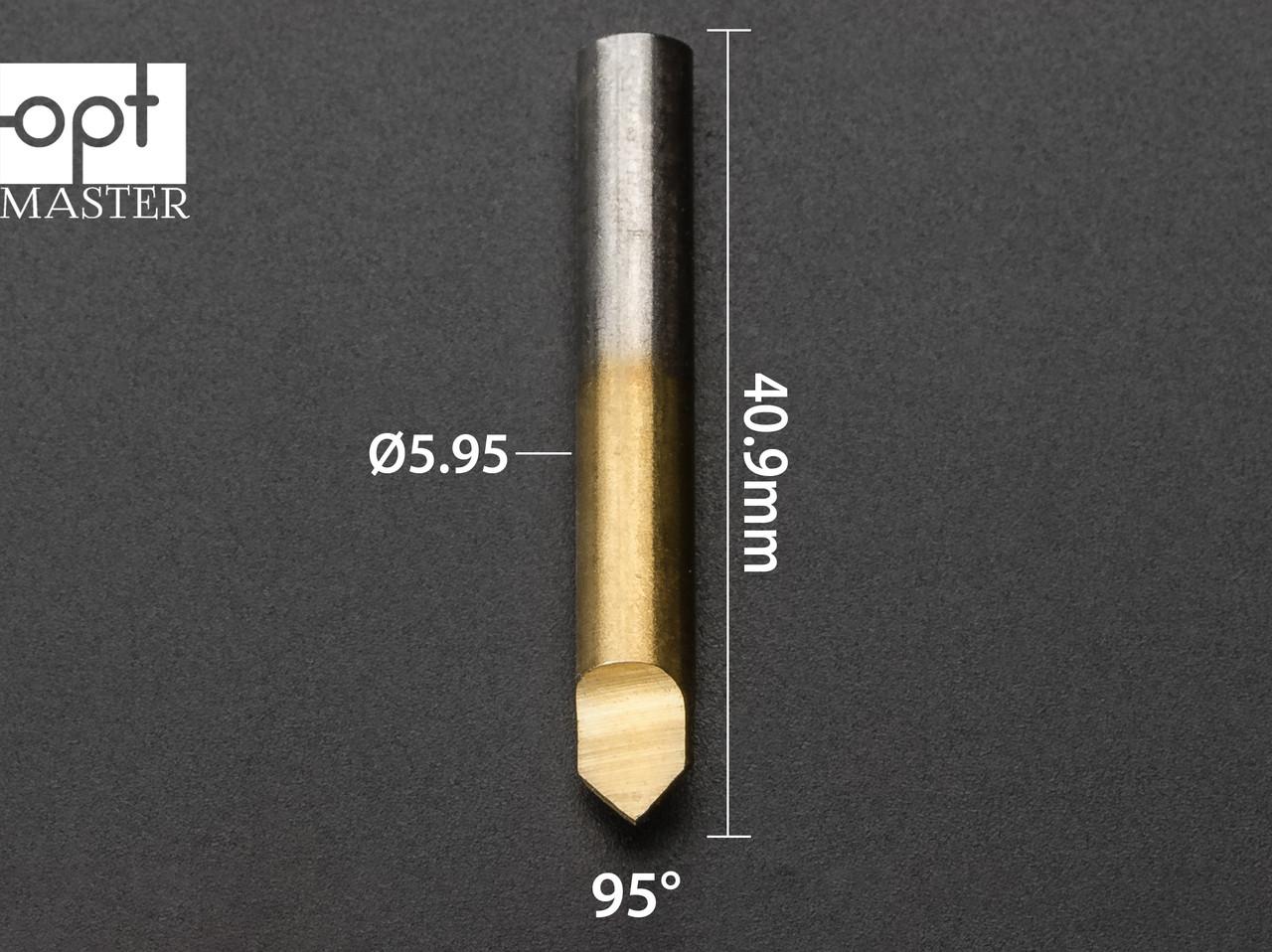 Фреза №101А, 95° для вертикальной фрезировки