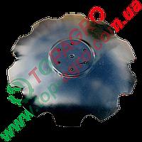 Диск ромашка Ø=680 мм, 6 отворів Horsch (Bellota), 00310988 (QZ 6-1962-26MR20)