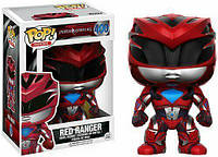 Фигурка Funko Pop Фанко Поп Красный рейнджер Могучие рейнджеры Power Rangers Red Ranger - 222947