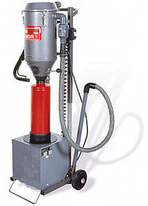 Перезарядка, технічне обслуговування порошкового вогнегасника ВП-2(з)