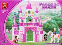 Конструктор Замок для принцессы М38 В0153