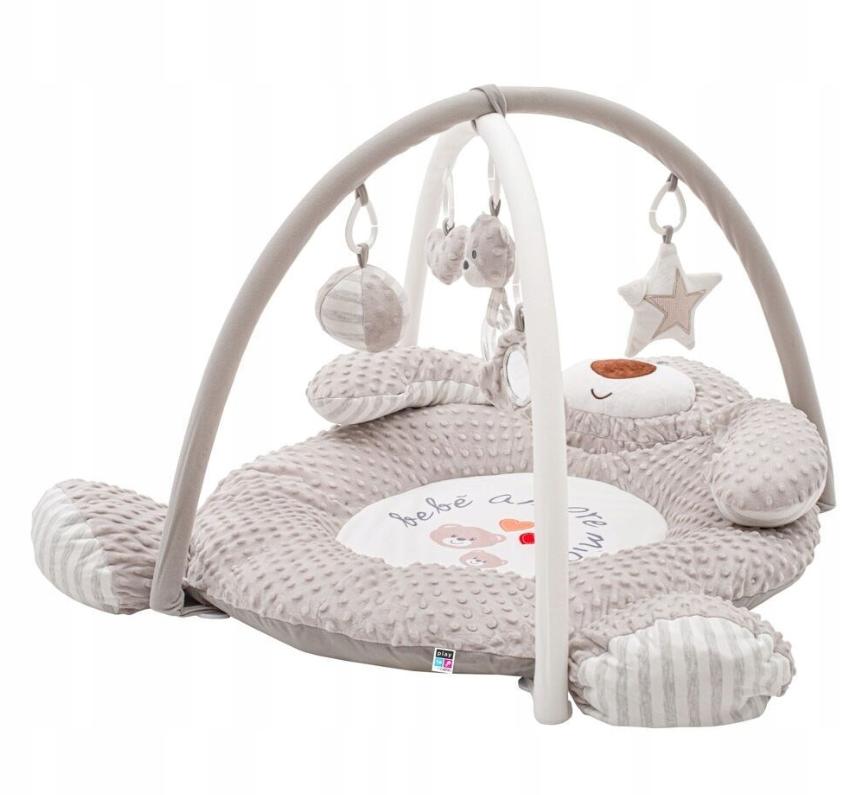 Детский учебный коврик  Sleeping Teddy Bear