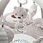 Детский учебный коврик  Sleeping Teddy Bear, фото 3