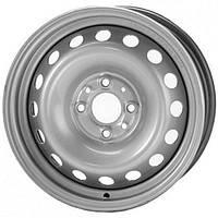 Стальные диски Steel Chevrolet R15 W6 PCD4x114.3 ET45 DIA56.6 (silver)