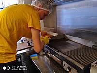 Мойка и чистка ресторанного оборудования