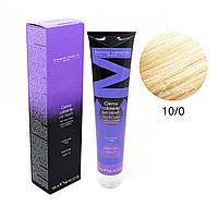 10/0 платиновый блондин натуральный Безамиачная краска для волос DCM Cream Ammonia 100 мл