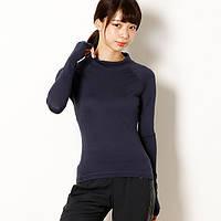 Женская водолазка Adidas Climaheat Wool Longsleeve  благородные чернила BQ7311 - Оригинал XL