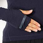 Женская водолазка Adidas Climaheat Wool Longsleeve  благородные чернила BQ7311 - Оригинал XL, фото 5