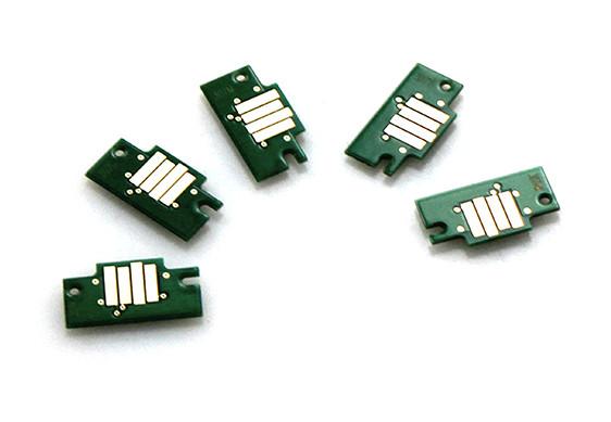 Чипы Ocbestjet для картриджей Canon PFI-120 для плоттеров Canon TM-200/TM-300 (набор 5 шт.)