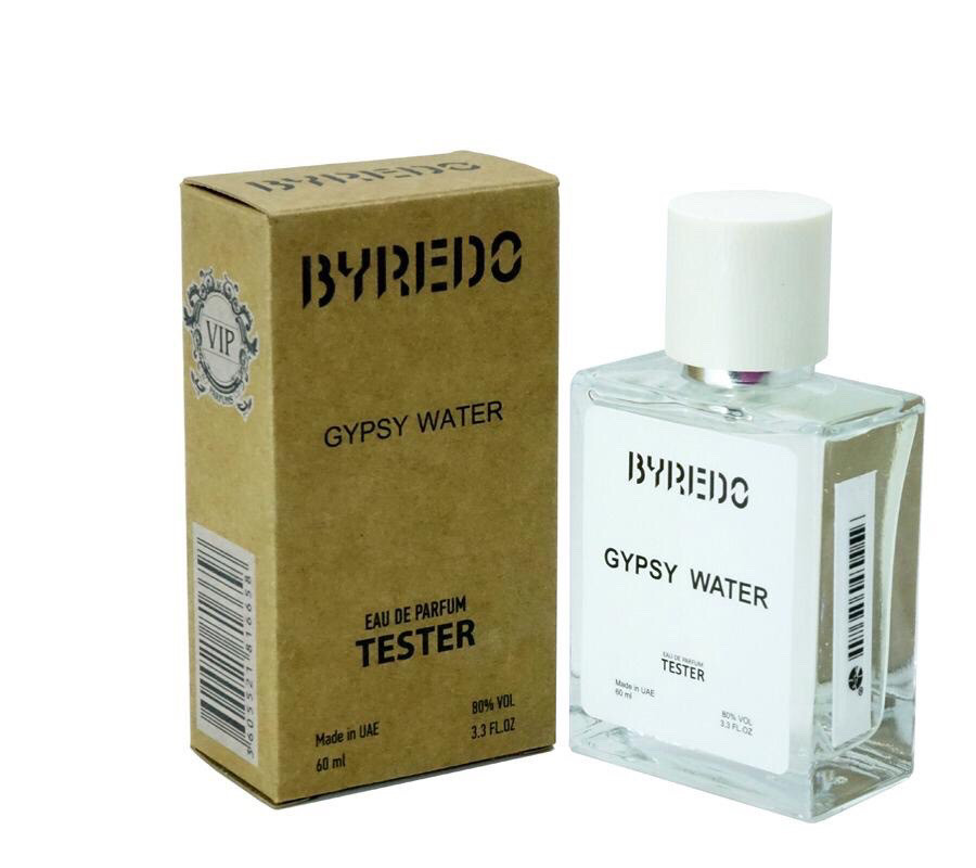 Миниатюра туалетной воды BYREDO GIPSY WATER TESTER 60ml