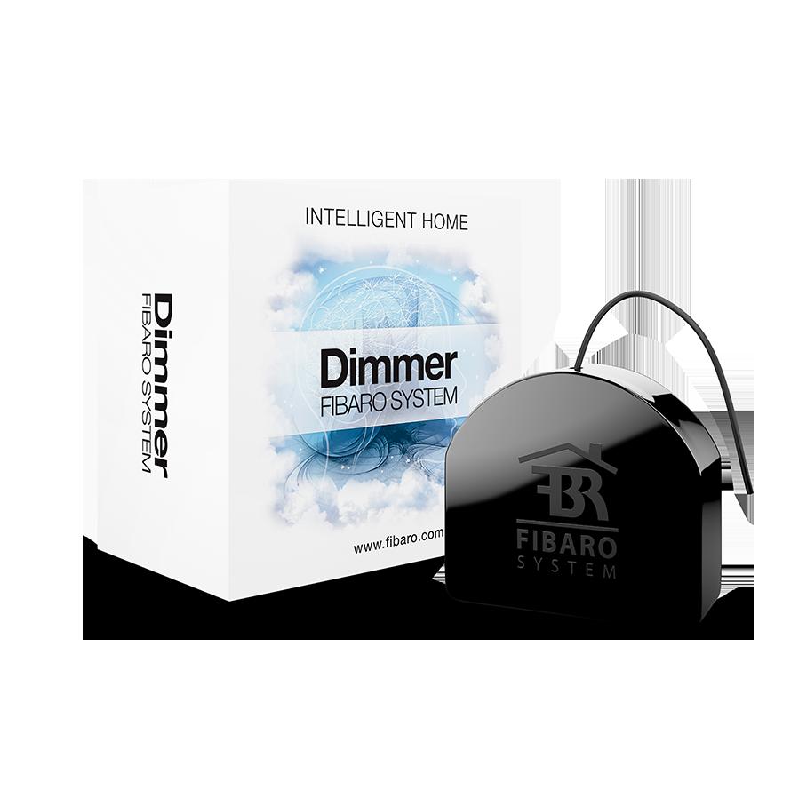 Универсальный диммер FIBARO Dimmer 500 W — FIB_FGD-211