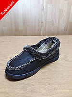 Женские ботиночки (бабуши ) кож.зам низкие