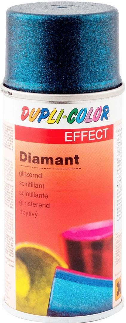 Краска с эффектом Dupli Color, 150 мл Аэрозоль Сине-черный бриллиант