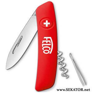 Туристичний багатофункціональний ніж Felco - SWIZA 501 (Швейцарія)
