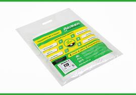 Агроволокно в пакетах 19 г/кв.м белое Agreen 1.6х10