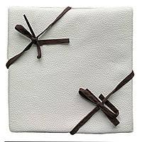 Подушка на табурет Кожзам Small 32x30x2 см (1080)