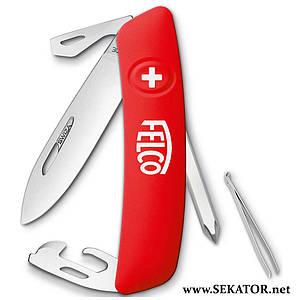 Туристичний багатофункціональний ніж Felco - SWIZA 504 (Швейцарія)