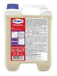 Helper Professional гель для чищення ванн, унітазів, сантехніки, кахлю і басейнів 5 літрів