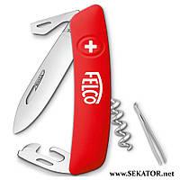 Туристичний багатофункціональний ніж Felco - SWIZA 503 (Швейцарія)