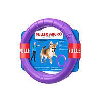 Collar Puller Micro -тренировочный снаряд для собак 13см (2 кольца)