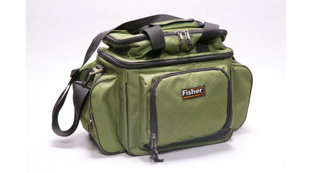 Сумка Fisher для риболовлі K038