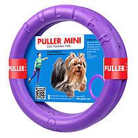 Collar Puller Mini-тренировочный снаряд для собак 18см (2 кольца)