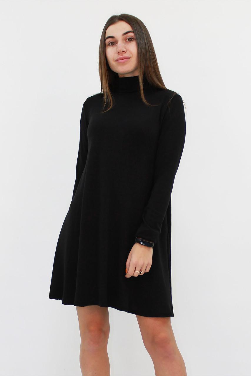 S | Тепле та зручне плаття-туніка Kendis, чорний