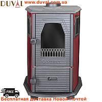 Печь -камин (евро буржуйка) Duval EM-5115  Серия SUREL